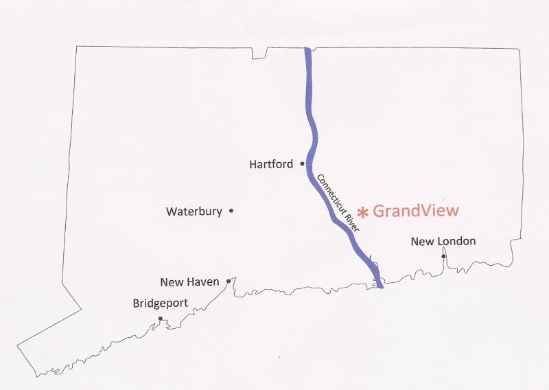 GrandView Locator Map